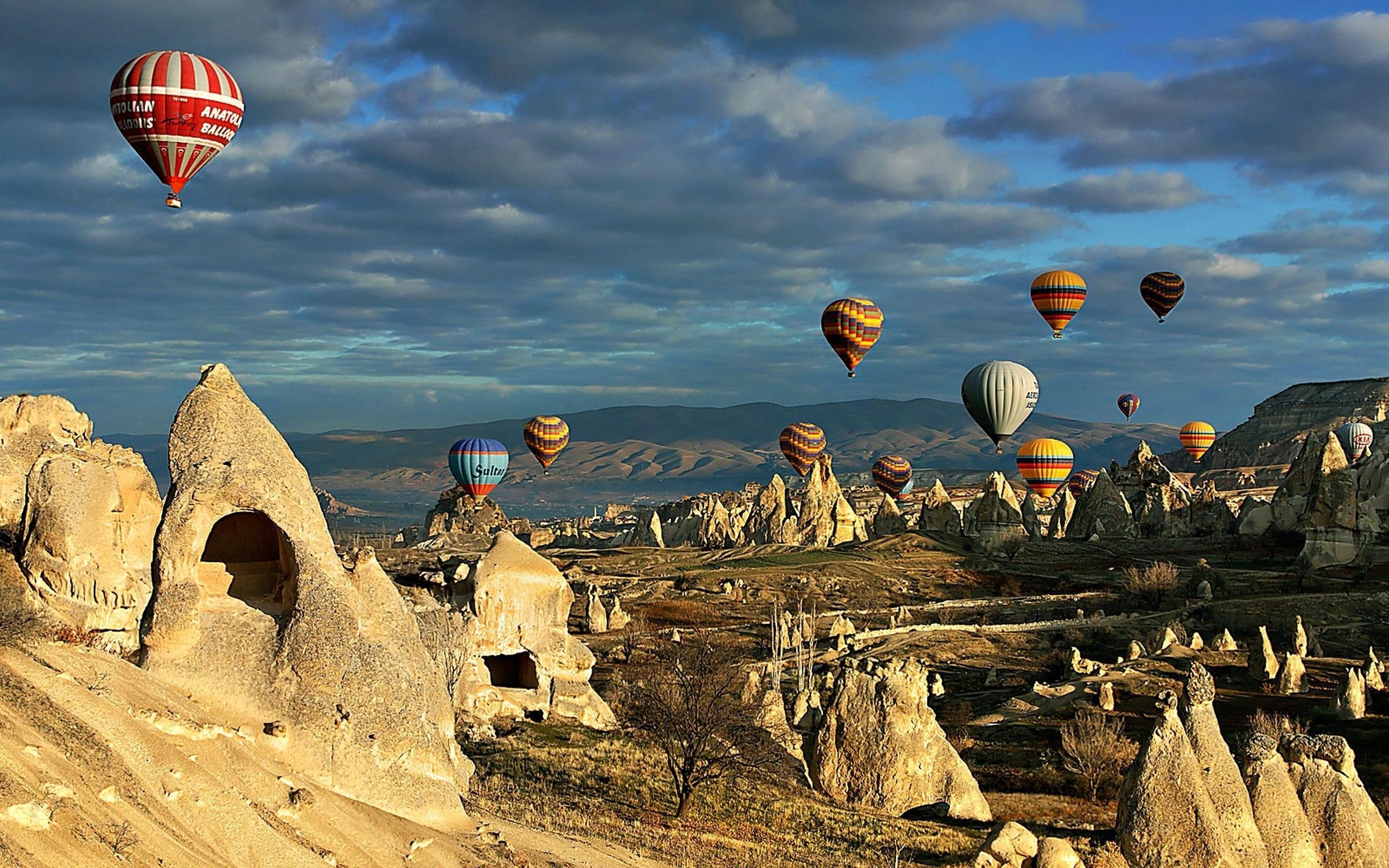 Antalya Çıkışlı Kapadokya Turu 2 Gece