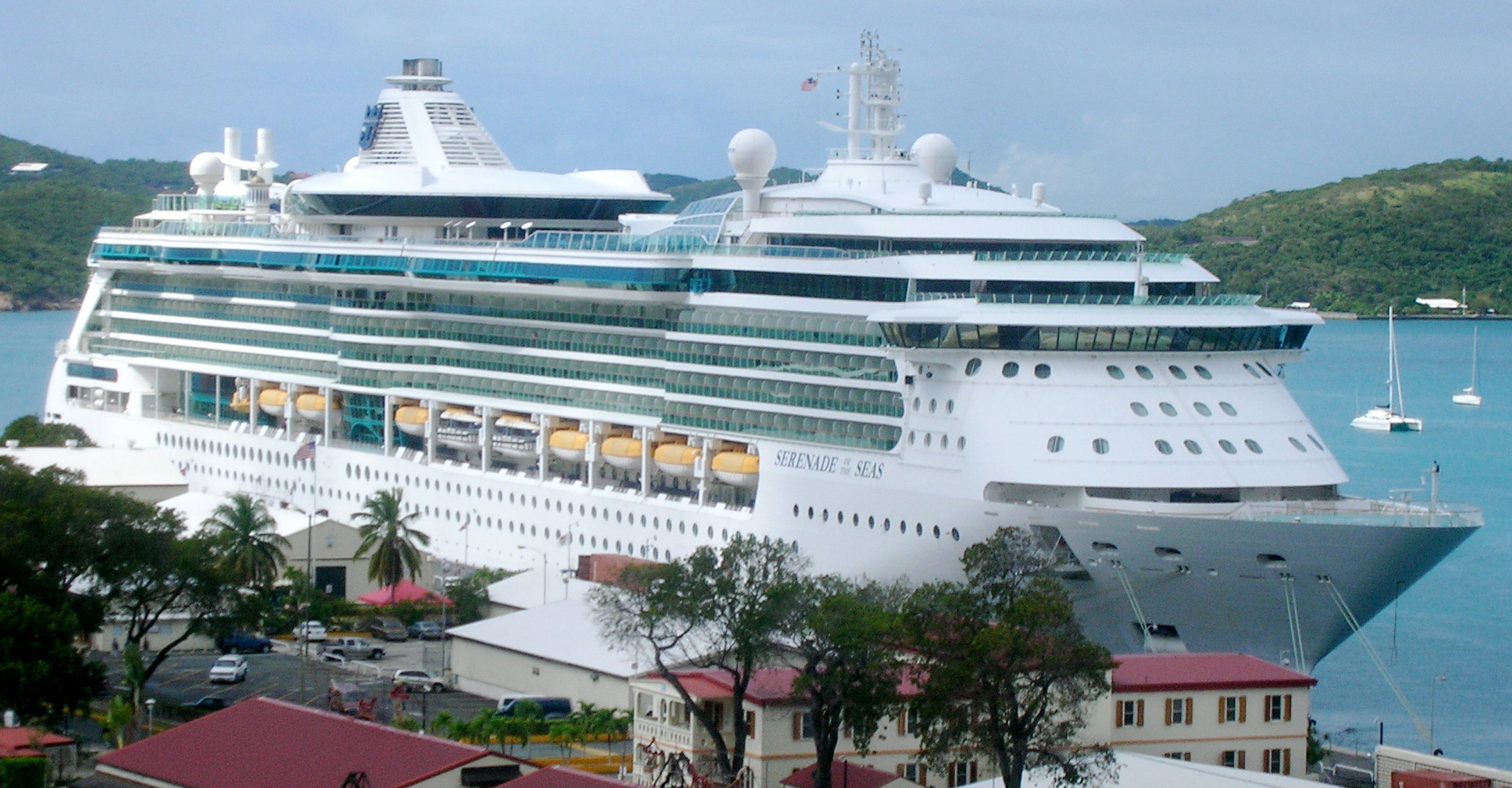 Serenade Of The Seas  Turu