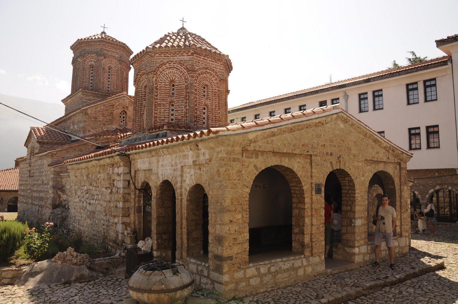 kiril manastır Turu