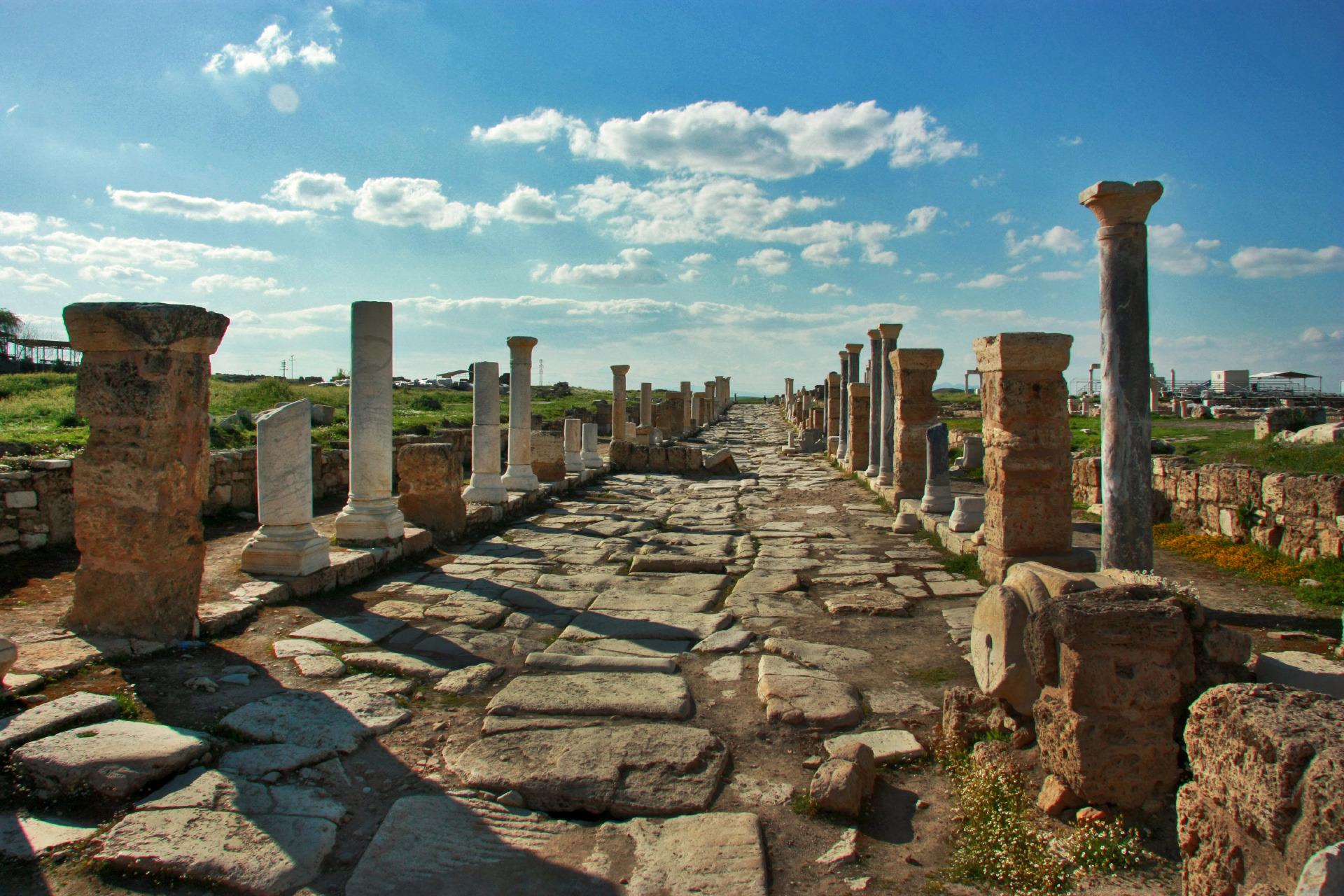 Hierapolis Antik Kenti3 Turu