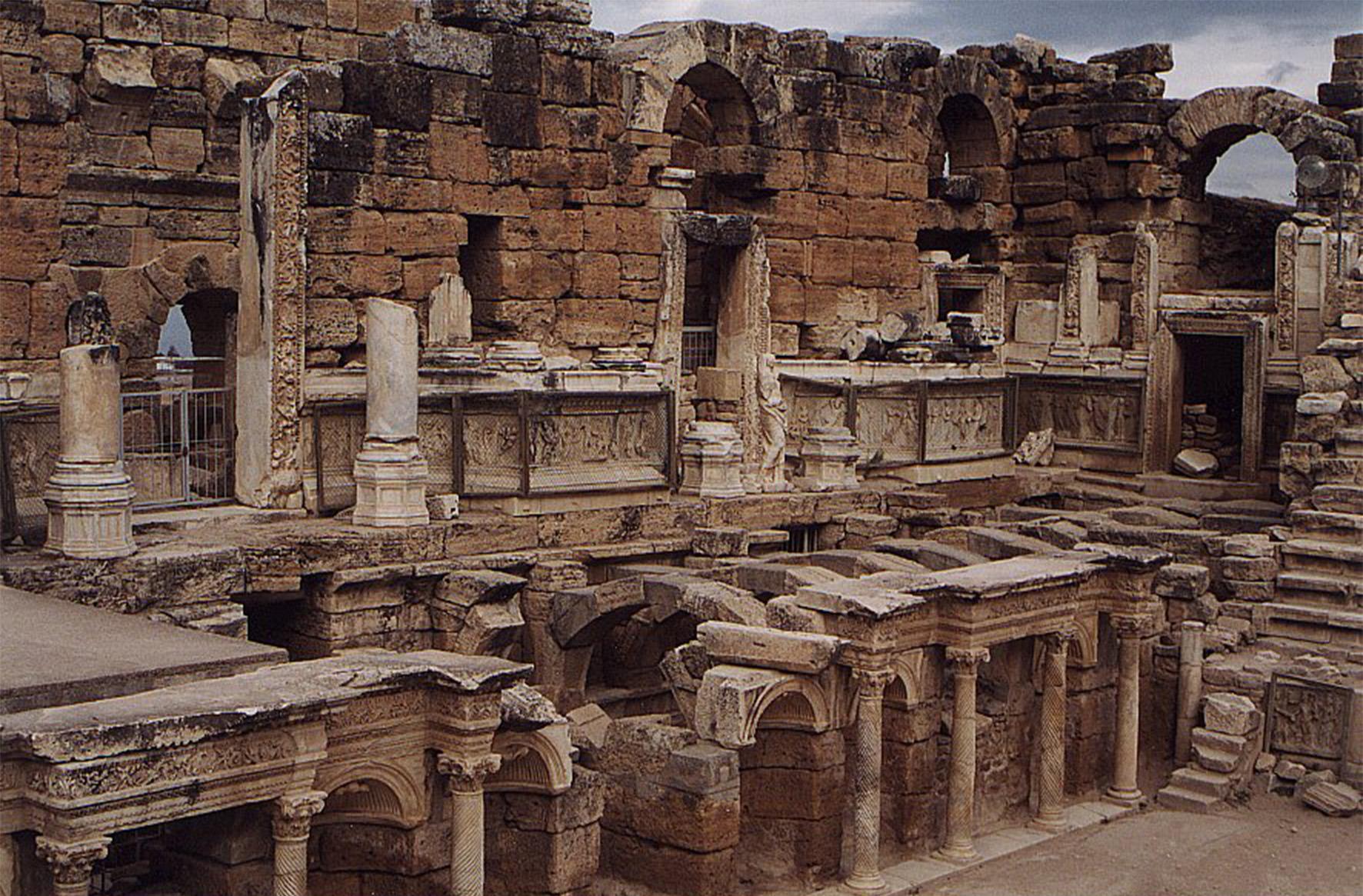 Hierapolis Antik Kenti2 Turu