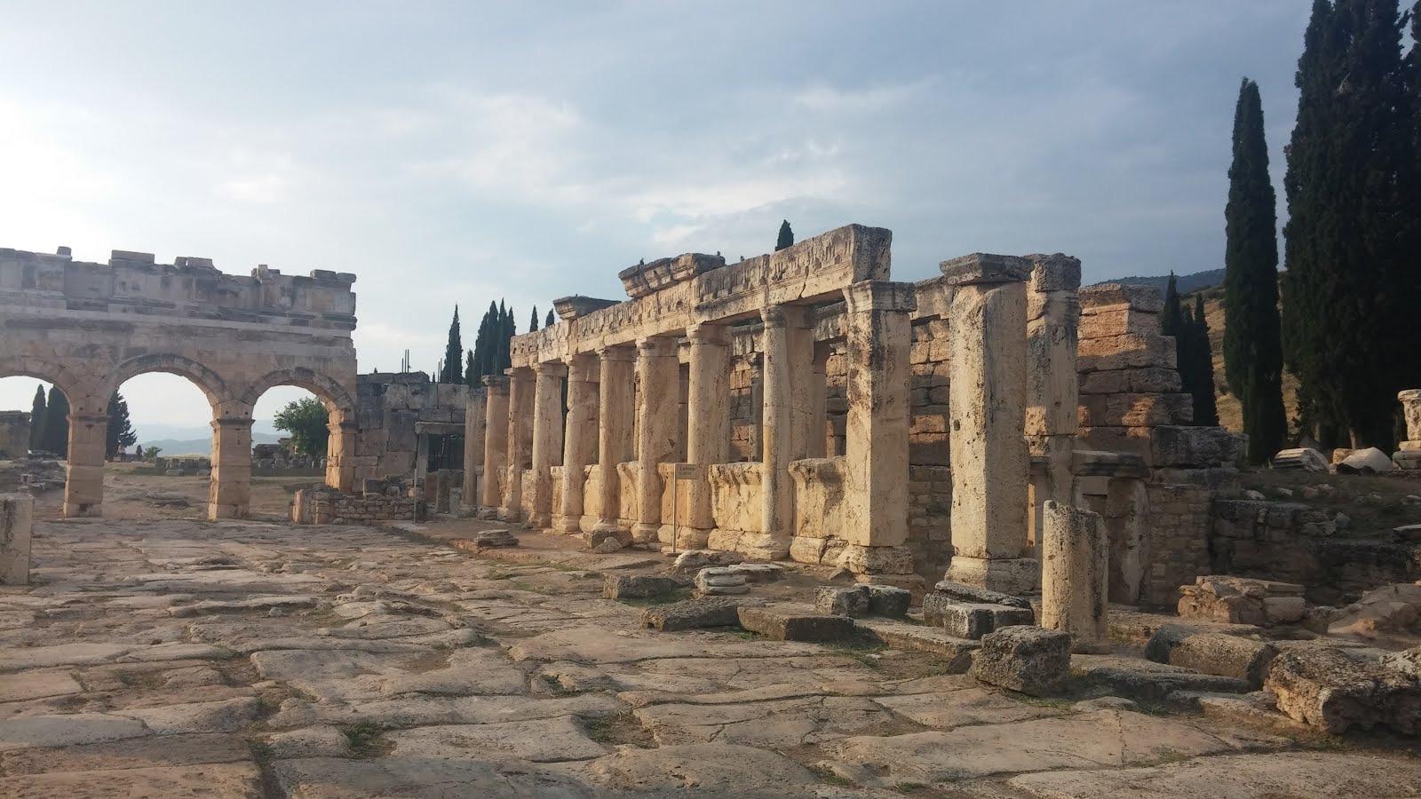 Hierapolis Antik Kenti Turu