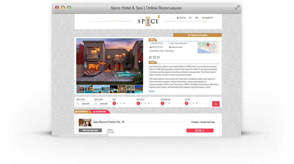 Hoteladvisor | Hotel Booking Engine