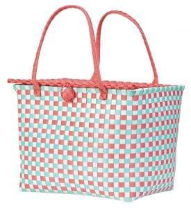Woven picnic bag, Next, £16