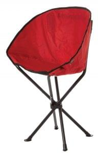 Red foldaway sling chair, TK Maxx, £14.99