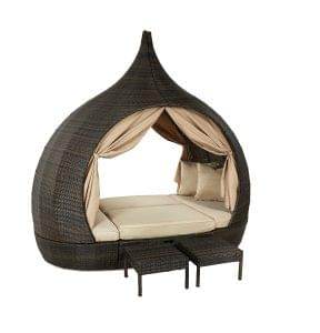 Peach daybed from Maze Living, £1,499