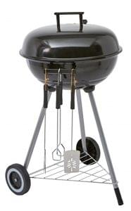 Starter kit bbq, Homebase, £19.94