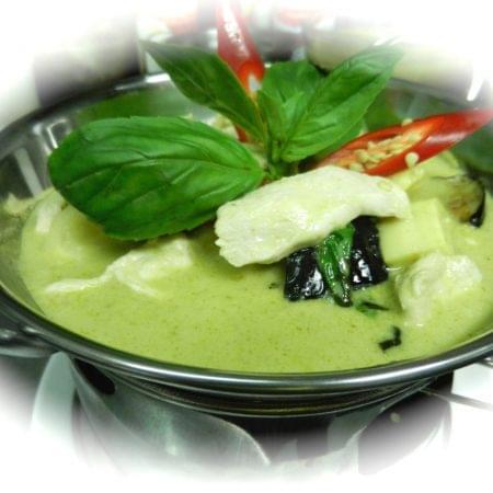 Chicken-Green-Curry
