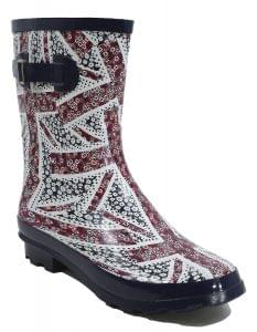 Flag print Wellies, George, £13