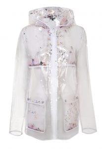 Raincoat, Topshop, £49