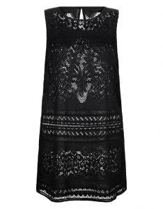Lace dress (to wear over denim shorts and top), Accessorize, £32
