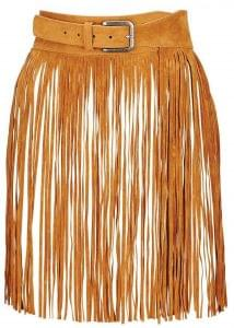 Fringed belt, Very, £20