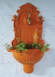 Wall fountain £34 from This, That and the Other, Bridgnorth
