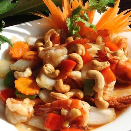 Prawn-Cashew-Nut