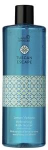 Tuscan Escape lemon verbena refreshing bath nectar from M&S, £4 Enriched with extract of acacia honey and sweet almond; made in the UK but inspired by the lemon groves of Italy.