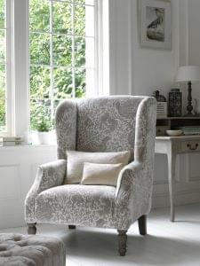 Anoushka chair from Alan Ward, £1,199