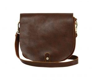 Dark brown – across bag, M&S, £79.