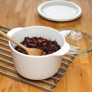pyrex-braised-red-cabbage-with-bacon-and-chestnuts