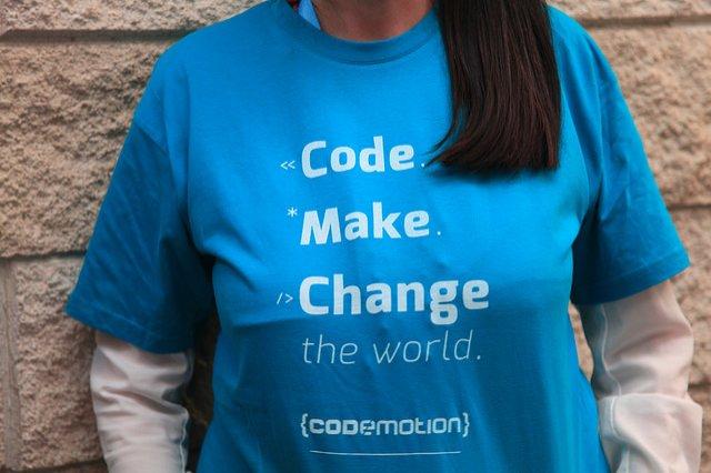 #Codemotion2014
