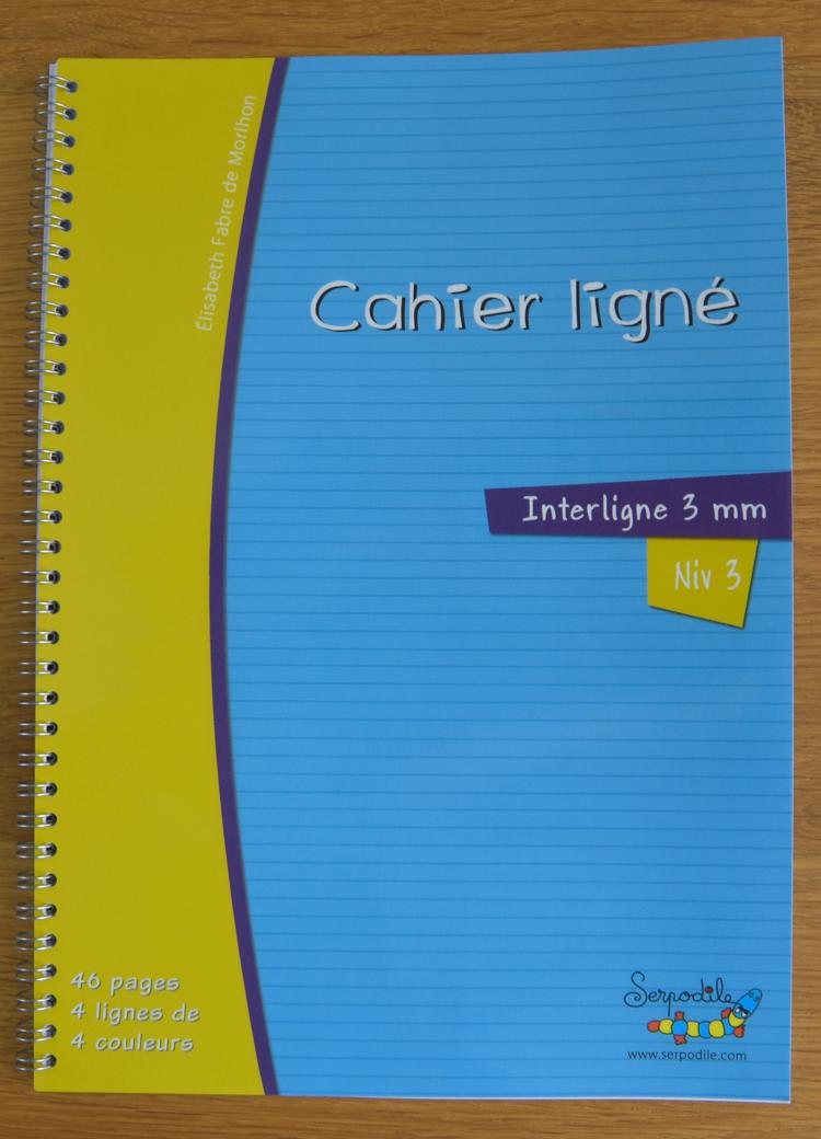 Mon Cahier 3 mm