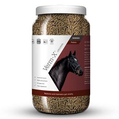 Verm X Pellets For Horses 750g