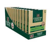 Gelert Country Choice Dog Trays Lamb 395g x 10 [Zero VAT]