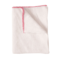 Wilsons Extra Large Bleached Stockinette with Red Edge 15x20