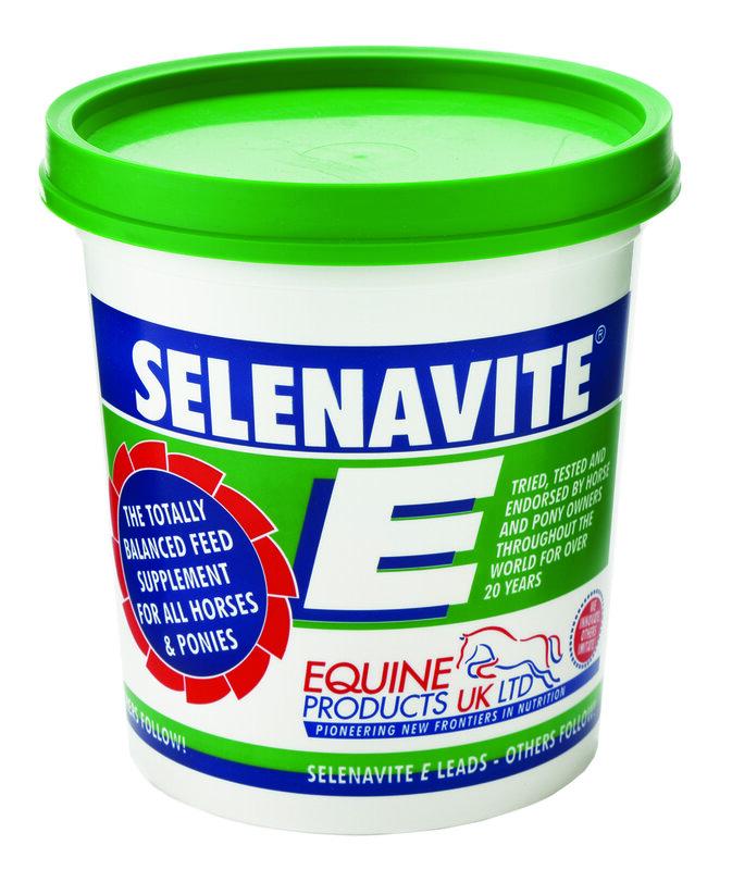 Equine Products Selenavite E 500g