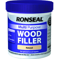Ronseal Multi Purpose Wood Filler Tub 930g White