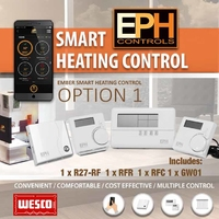 Ember Smart Heating Control 2 Zone Kit
