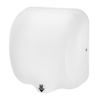 Stream Flow White Hand Dryer