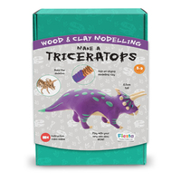 Make a Dino Triceratops