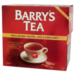 Barrys Gold Blend Tea String& Envelope 200 x1
