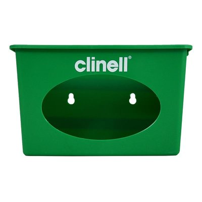 Clinell Wall Mounted Dispensers - Green