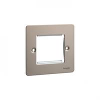 Flat Plate PEARL NICKEL 2G EURO PLATE LV0701.0285