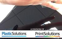 cast acrylic black 3mm