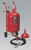 MCANAX 10 Gallon Sand Blaster  ct1282