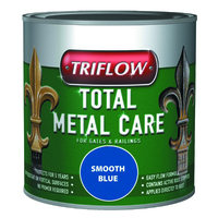 Triflow Metal Care For Gates & Railings 500ml Blue Smooth