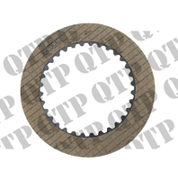 PTO Clutch Intermediate Disc