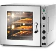Lincat EC09 Counter Top Convection Oven 766x811x629mm 7.5kw