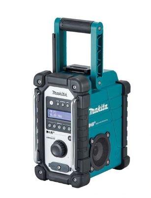 Makita DMR110 220v & 7.2-18v Li-ion Jobsite Radio With Dab+ **Battery not included*