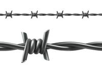 British Standard Barbed Wire 200m