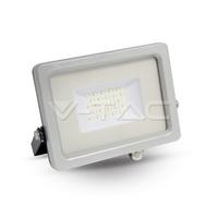 V-TAC 5869/5797 Slim LED Fldlight 20w 6000K