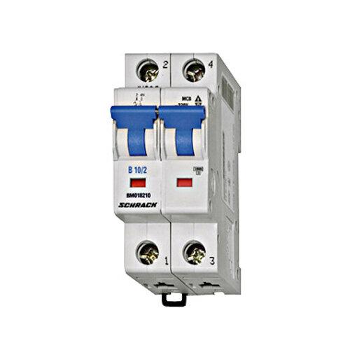 MCB, 20 Amp 2 Pole B Type