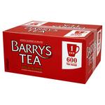 Barrys Gold Blend Tea 1 Cup 600's &Free Te x1