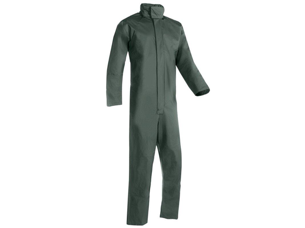 SIOEN 4964 Montreal Flexothane Boilersuit Green