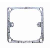 MK K2200 Logic Plus Frame 1G Panel Mounting Metal