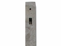 2.75m Concrete Morticed Inter Post
