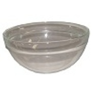 Arcoroc Mixing / Salad Bowl Glass Stacking 230mm Dia