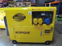 KIPOR Diesel Generator 5.5 KVA Silent